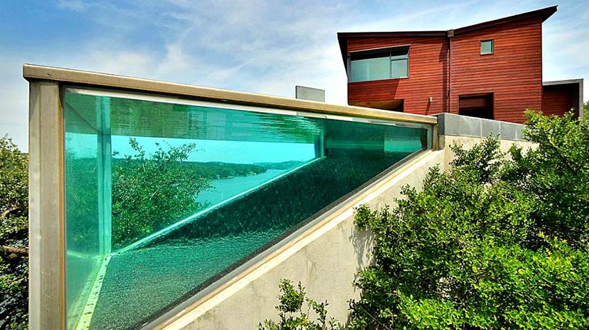 De meest mooiste en apartste zwembaden van de wereld for Zwembad achtertuin
