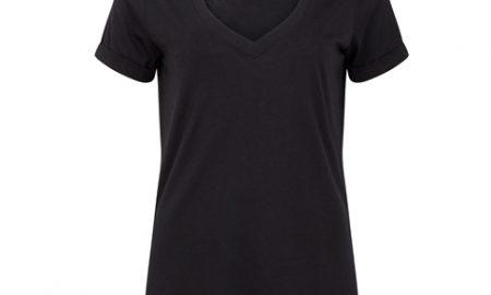 Lyocell t-shirt V-hals Sissy-Boy