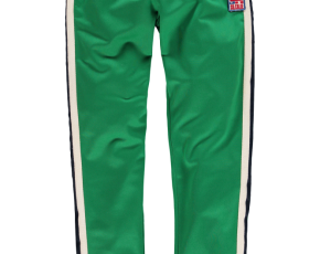 Joggingbroek Groen.America Today Jongens Joggingbroek Caden Jr Groen Straight