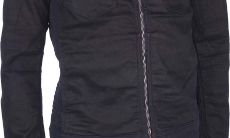 Arc zip slim jacket