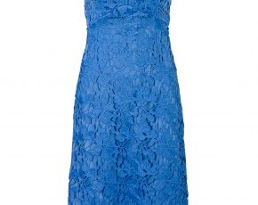 steps jurk donkerblauw