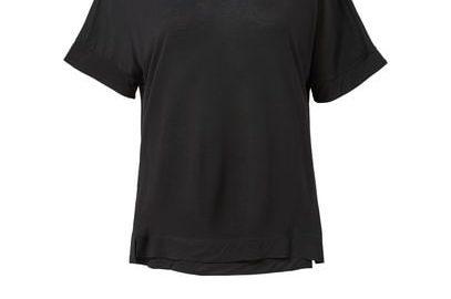 MANGO Soepelvallend T-shirt
