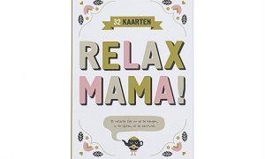 Postkaarten Relax Mama Uitgeverij Snor