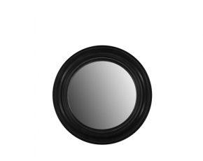 Spiegel Zwart Rond : Sissy boy spiegel rond zwart