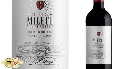 Bodegas Alvia Mileto Crianza Rioja