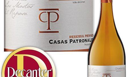 Casas Patronales Reserva Privada Chardonnay