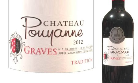 Chateau Pouyanne Graves Rouge