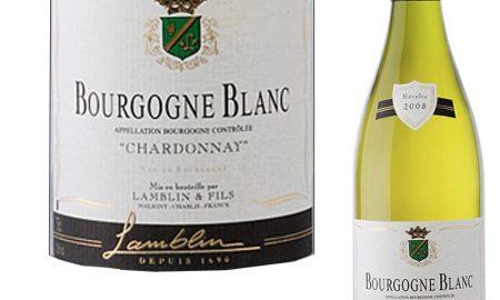 Maison Lamblin Bourgogne Chardonnay