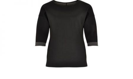Shirt zwart / grijs SCUBA