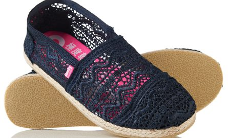Superdry Kanten Jetstream espadrilles