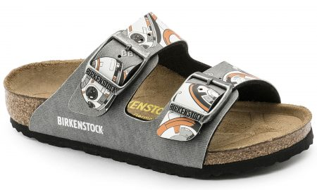 Arizona Kids Birko-Flor Star Wars BB-8 Gray