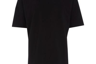 Big and Tall - Zwart oversized T-shirt