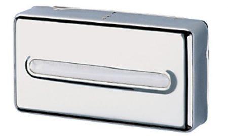 Geesa Standaard tissuehouder wandbevestiging chroom 121