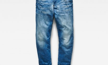 Type C 3D Straight Jeans