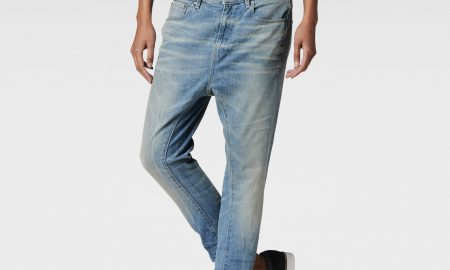 Attacc Low Waist Boyfriend Jeans