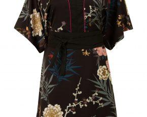 steps kimono jurk