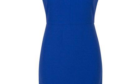 7c0c37926c8c5d Stijlvolle jurk met knoopdetail Blauw Steps ...
