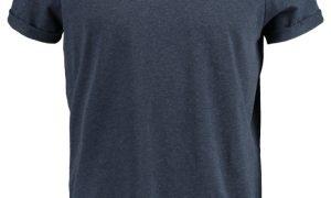 America Today Heren T-shirt Took Blauw (Uni