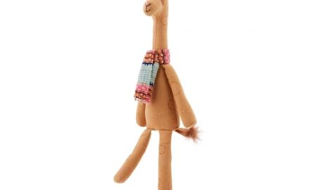 Mini Giraffe Sissy-Boy