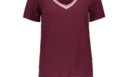 V-hals T-shirt Sissy-Boy