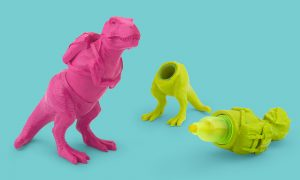 T-Rex markeerstift - Pink