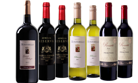 Best Buy Italië Wijnpakket + Magnumfles