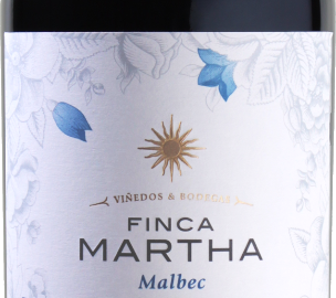 Finca Martha Malbec Mendoza