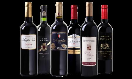 Sterrenparade Wijnpakket
